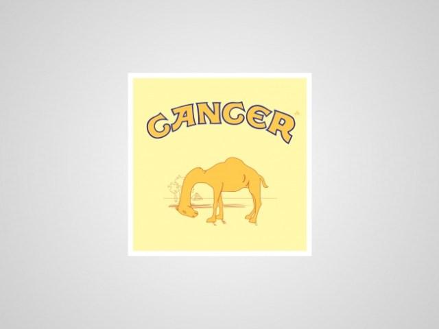 Logos sinceros - cancer