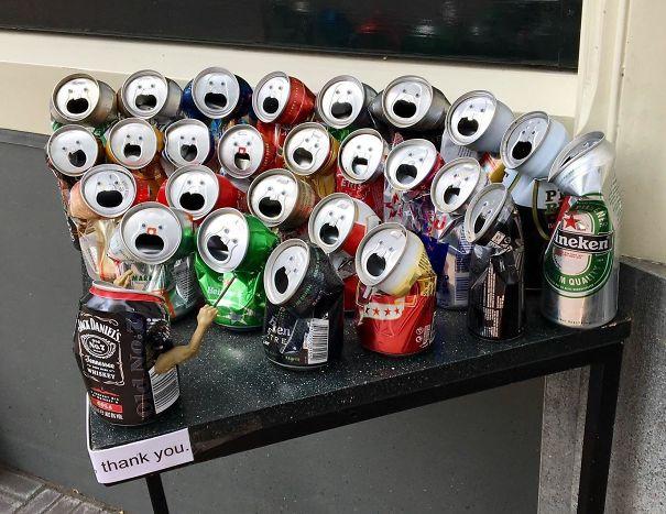 Al son de la lata