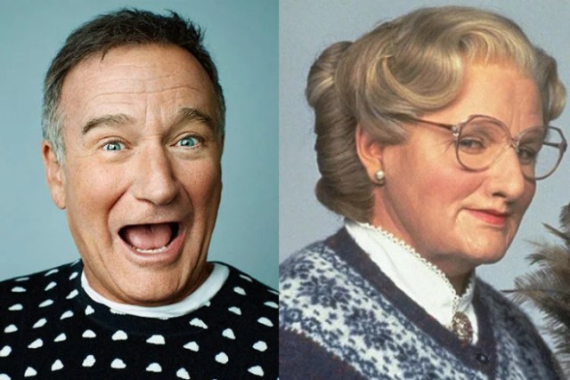 Robin williams señora