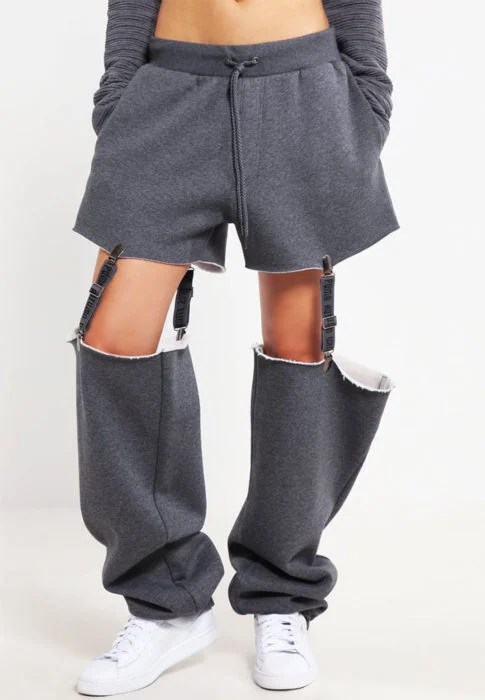 pants deportivo con aberturas