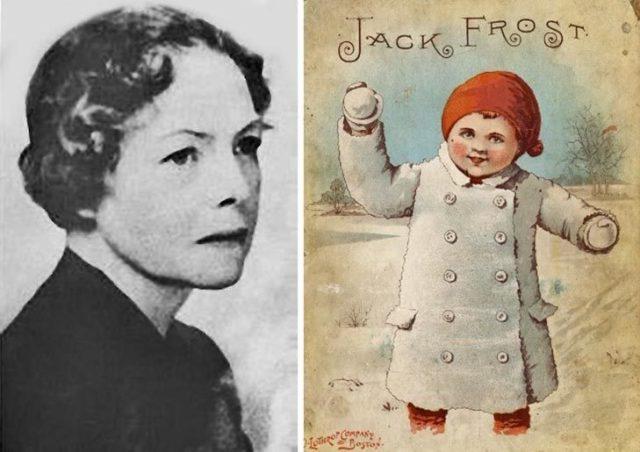 Anne Parrish halló su libro preferido de Jack Frost