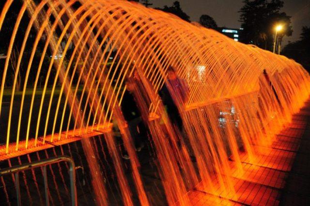 tunel de las sorpresas en Lima