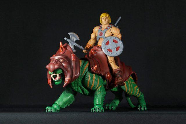 juguete tradicional de He-man