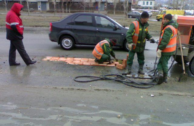 baches trabajo veloz eficiencia rusa