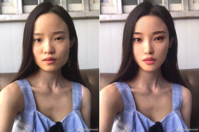 instagram truco photoshop selfie japón