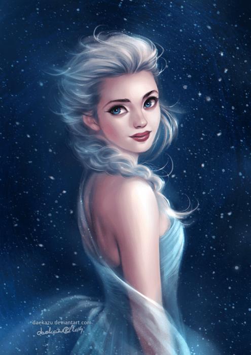 Elsa: Daniel Daekazu Korbek