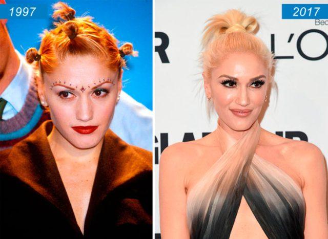 1997 - 2017 Gwen