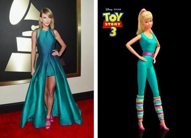 taylor barbie