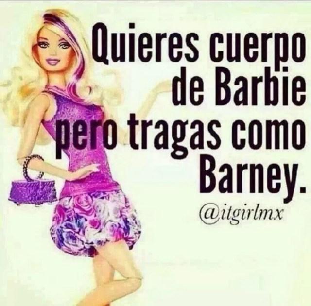 Barbie Barney