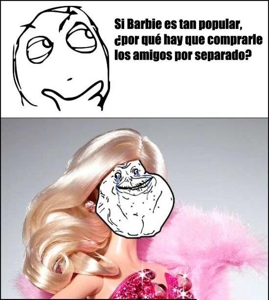 meme barbie