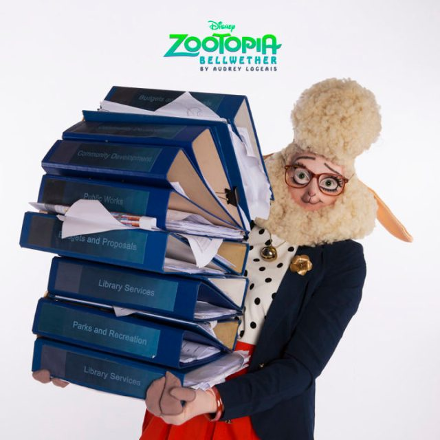 zootopia villana