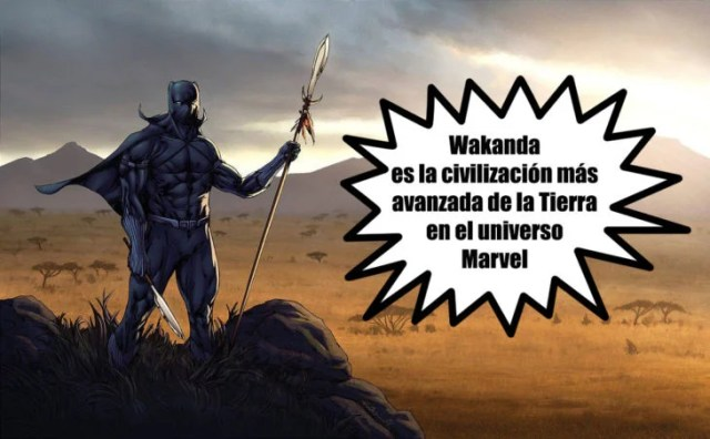 Wakanda cosmos marvel datos curiosos superhéroes