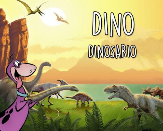 dinosaurio dino raza