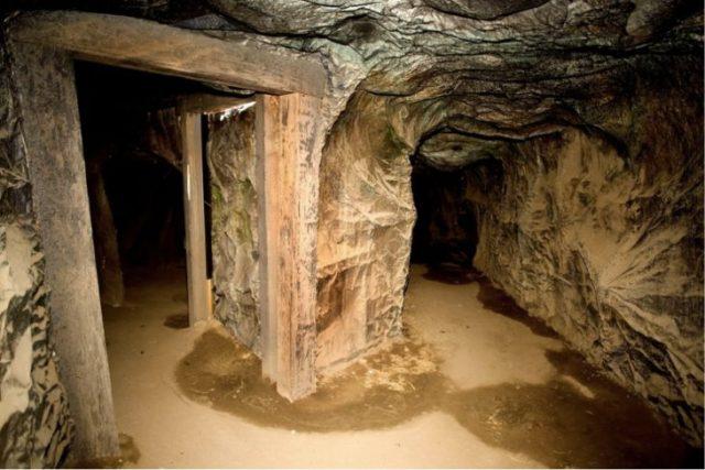 cuevas que se usaron para filmar Iron Man