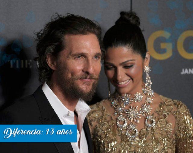 Matthew y su mujer