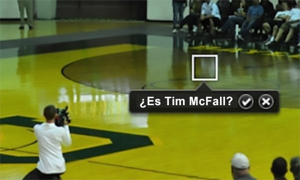 Tim McFall ó el apartamento