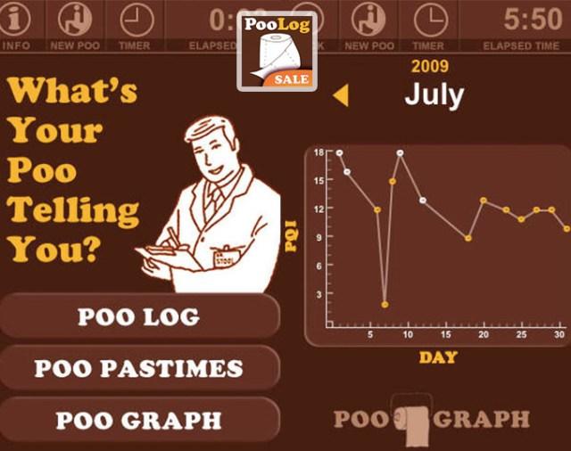 Poo Log
