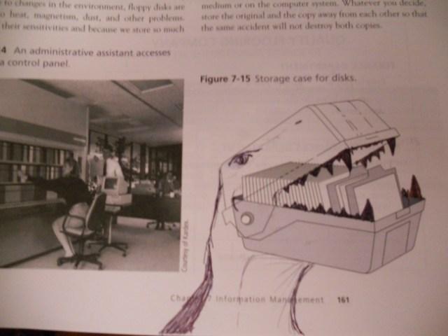 los cds y dinosaurios pasaron de moda