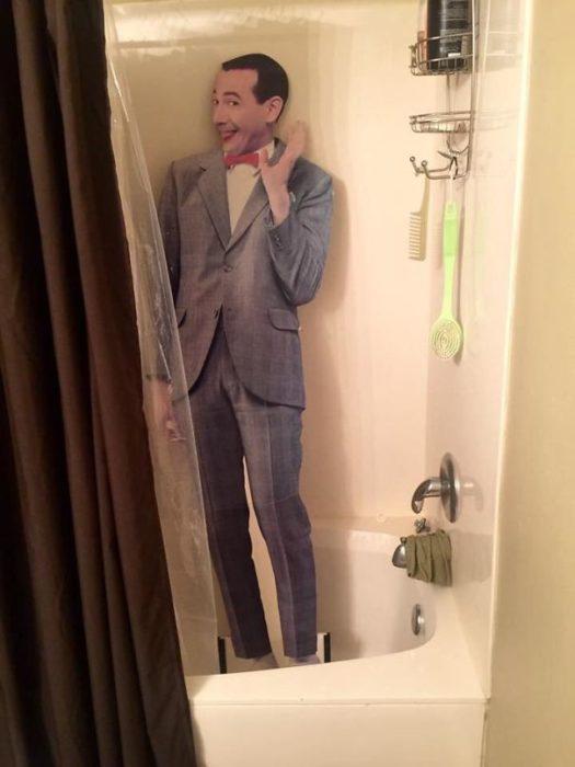 baño roomate