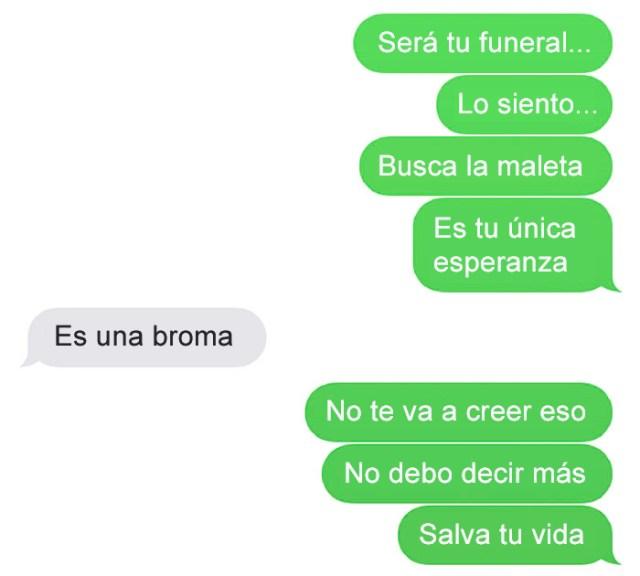 Trolea ladrón - es tu funeral