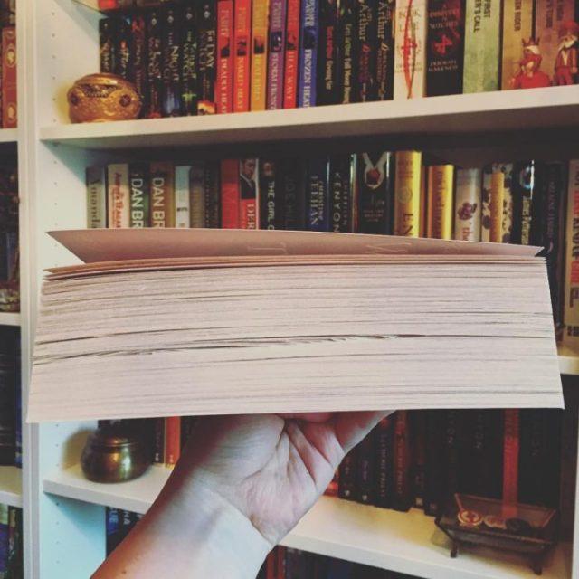 Libro páginas dobladas RecreoViral.com