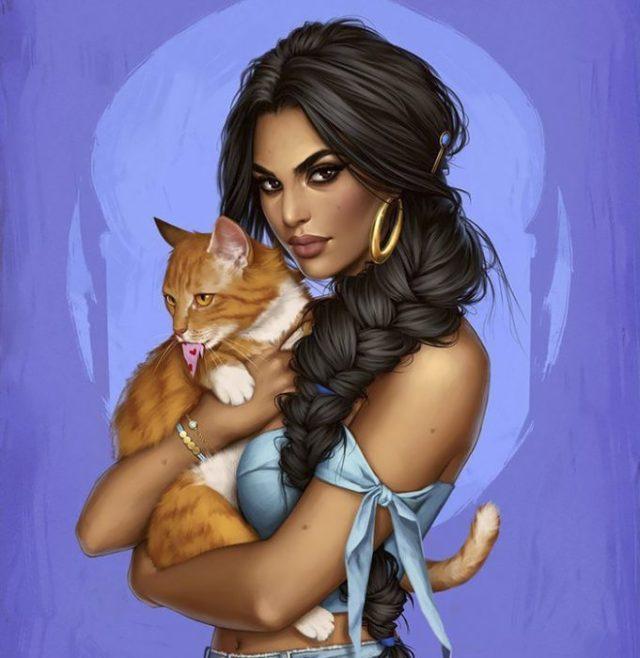 Jasmin princesa