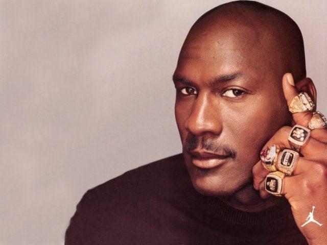 Michael Jordan profesionista