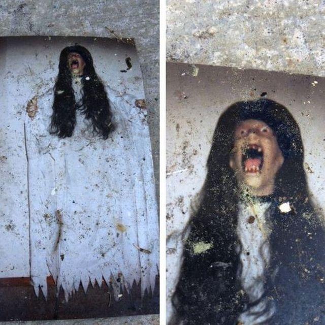novia monja fotografías perturbadoras