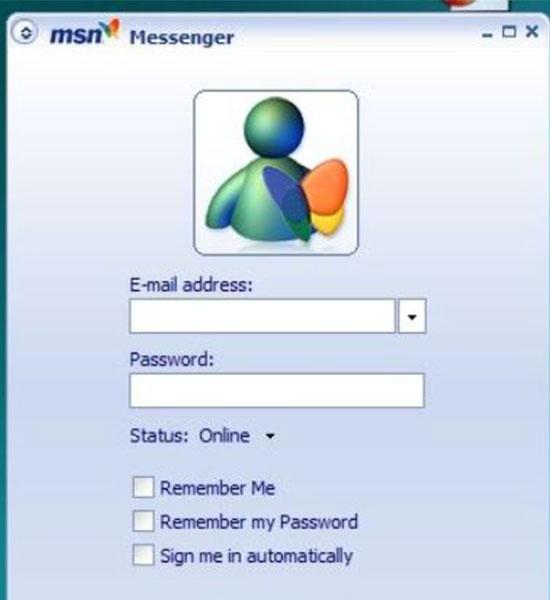 messenger inicio