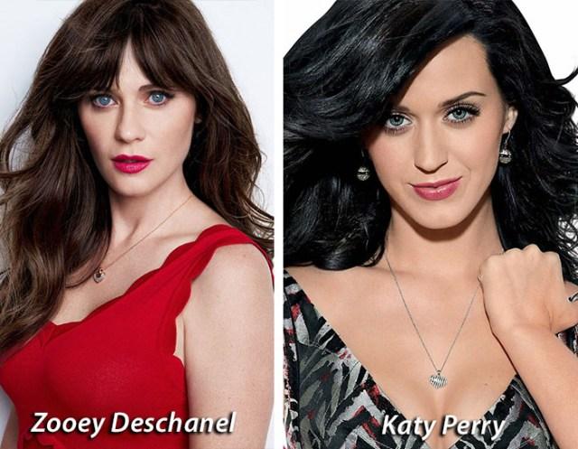 Zooey y Katy