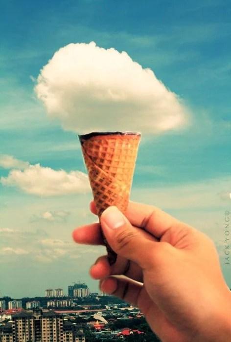 cono nubes