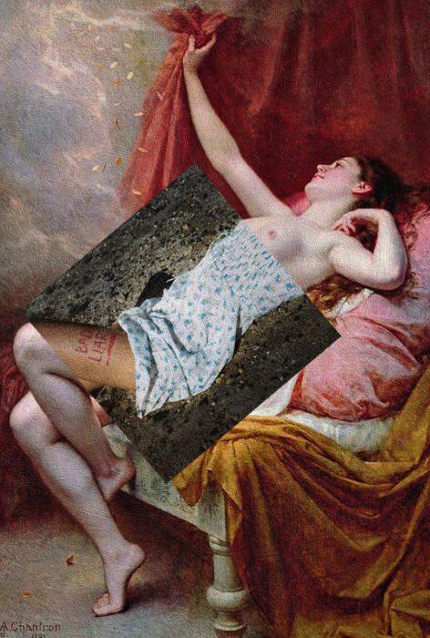 Covers albums pinturas clasicas - selena
