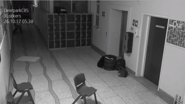 Escuela embrujada Recreo Viral