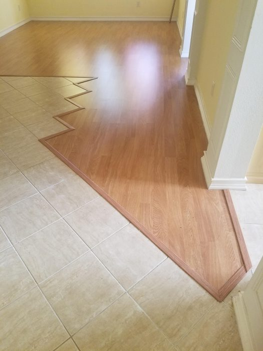 piso diferente