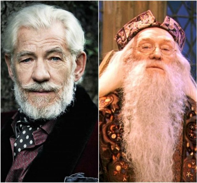 dumbledore gandalf
