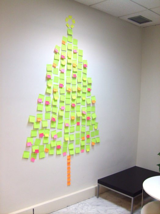 árbol navidad Godinez