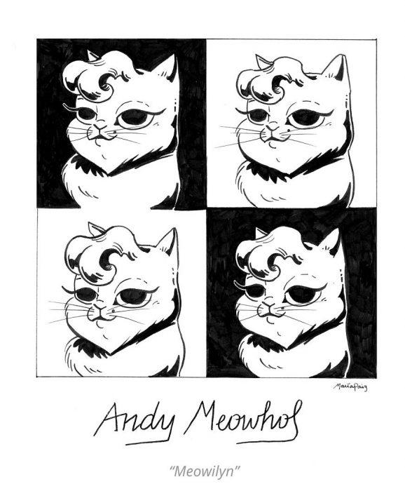 Andy Meowhol