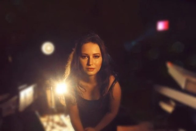 La doble de Jennifer Lawrence