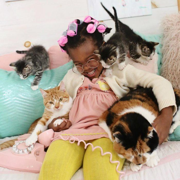 perritos y bebés amigos desde el primer día