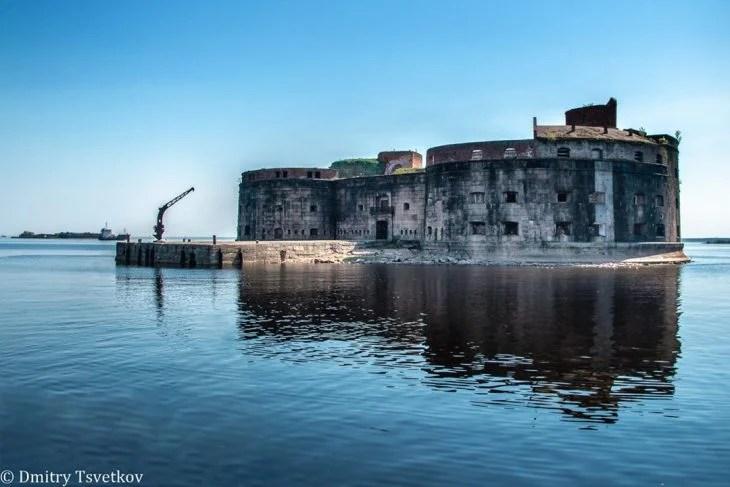 Fuerte Alexandro - San Petersburgo, Rusia