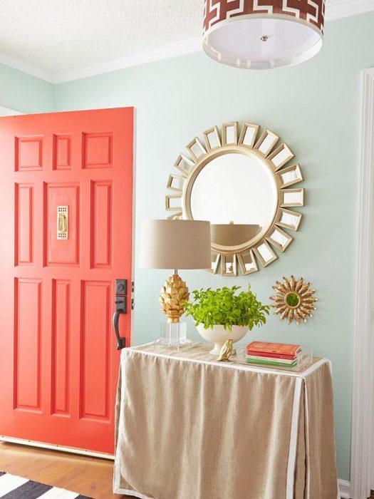 puerta coral