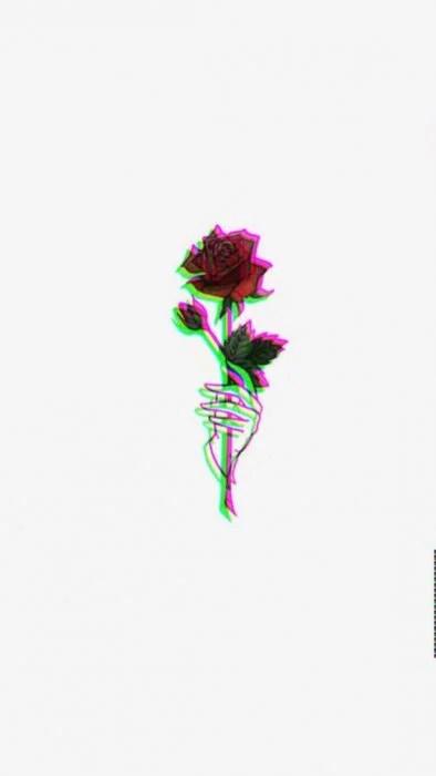 Pink Flower Background Tumblr
