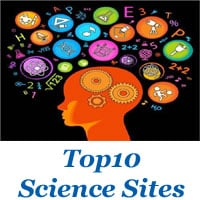 Top 10 Science Sites   Worlds Best sites for Scientific Knowledge