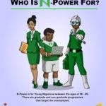 2018/2019 N-Power Nigeria Undergraduate Recruitment Form is Here | npower.gov.ng
