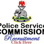 Nigeria Police Recruitment 2019/2020 | See www.policerecruitment.ng Police Force Registration Form