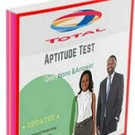 Total Oil and Gas Aptitude Test Assessment 2018/2019