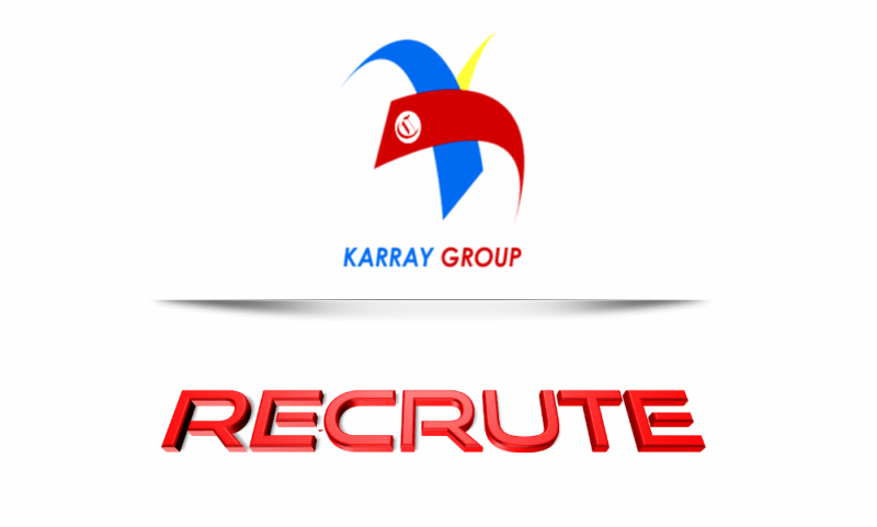 Karray-group  propose des stages PFE