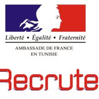 Ambassade de France en Tunisie  /  recrute
