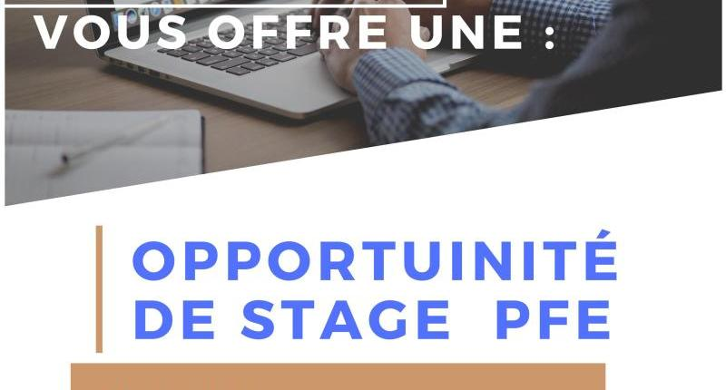 Yess Consulting Offre Des Stages Pfe