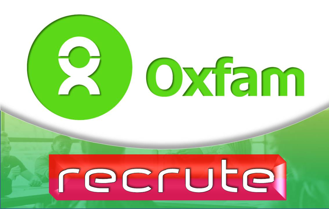Oxfam / recrute